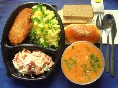 Каталог блюд - Комплексный обед   (Заказ от 15 шт)