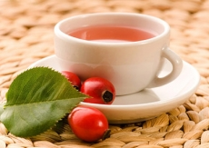 Чай с шиповником 0,5л